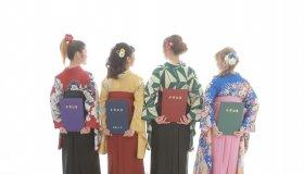 【袴準備】あまのやの卒業袴ご予約会2月末まで限定開催中です!