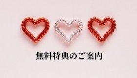 3つの選べる無料特典!!振袖レンタルご予約会・成人式ご相談会の無料特典をご紹介します!