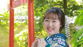 【3~5月限定!】光と風の中でヒロインのようなロケ撮影を @栃木県小山市須賀神社