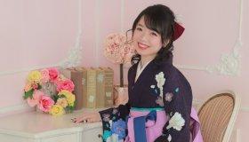 <卒業写真>ご自身の振袖にお好きな袴を合わせて!袴レンタル受付中!