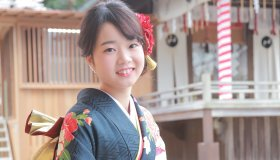 振袖撮影会!栃木県小山市なら須賀神社もオススメです!